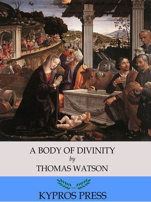 cover image of A Body of Divinity